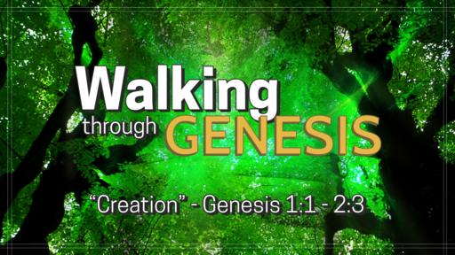 Walking Through Genesis