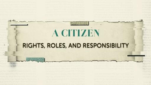 A Citizen