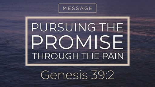 PURSUING THE PROMISE THROUGH THE PAIN