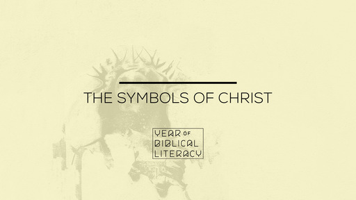 The Symbols of Christ — The Water