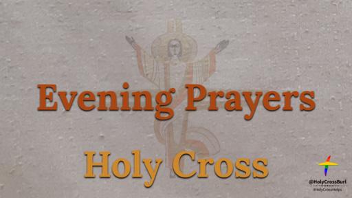 Thursday May 7 Prayer Presentation