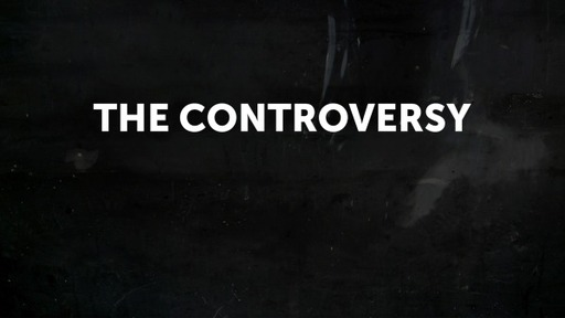 THE CONTROVERSY ACTS 15