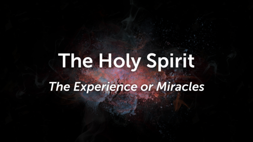 The Experience or Miracles