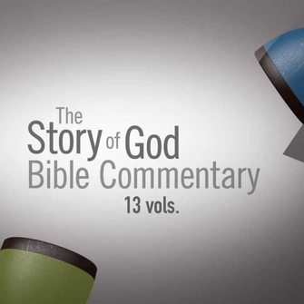 Story of God Bible Commentary Collection   SGBC (13 vols.)