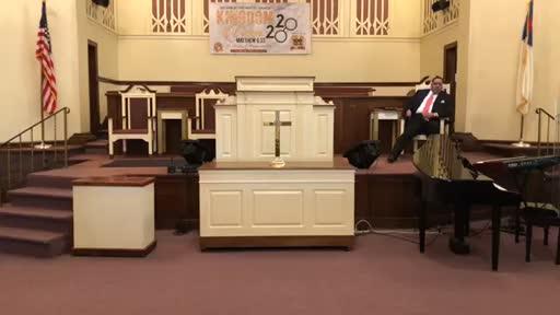 Sunday Worship Service 5.3.20
