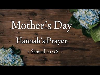 Hannah's Prayer