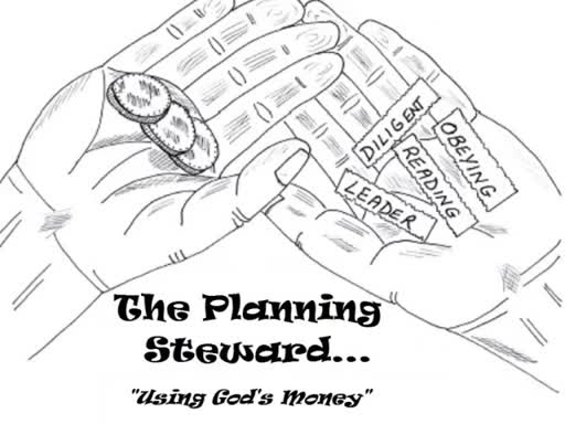 The Planning Steward