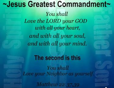 Matthew 22 - The Greatest Commandment