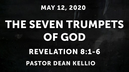 The seven trumpets of god
