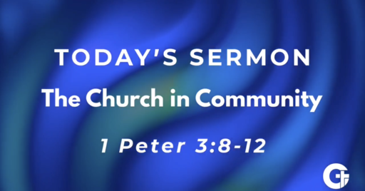 Church in Community