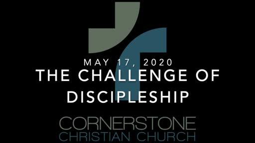5/17/2020 Challenge of Discipleship