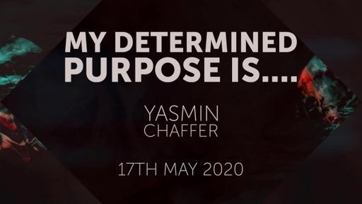 Destiny and Purpose