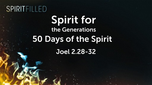 A Spirit for All Generations