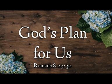 God's Plan for Us
