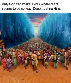 """God Will Make a Way"""