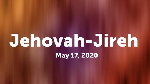 Jehovah-Jireh