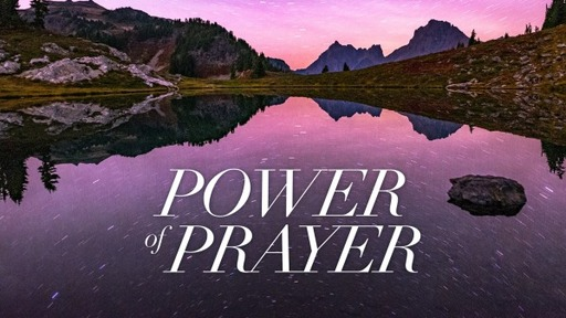GOD'S WILL REVEALED THROUGH EFFECTUAL PRAYER