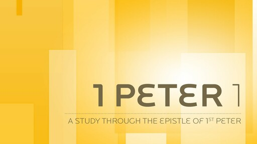 The Epoxy Sermon 1 Peter 1:22-2:3