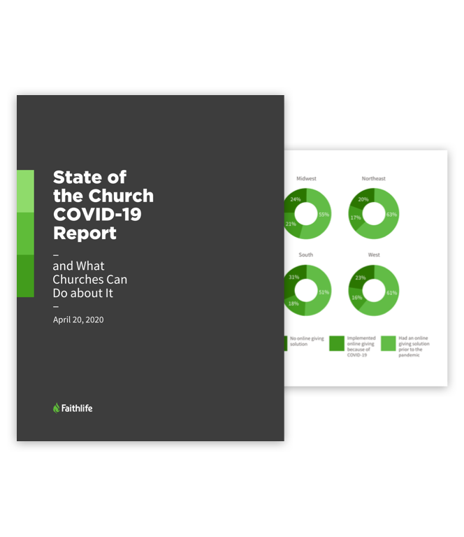 State of the Church COVID-19 Report