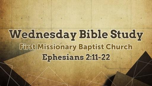5-20-2020 Ephesians 2
