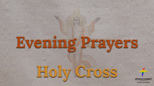 Thursday May 21 Prayer Presentation