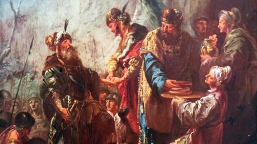 Hebrews - Part 7 - Who is Melchizedek?