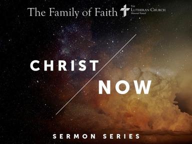 Sunday May 24, 2020 (RECORDING THURSDAY)  Family of Faith