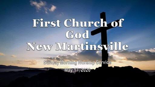 Sunday Morning Worship 5-17-20