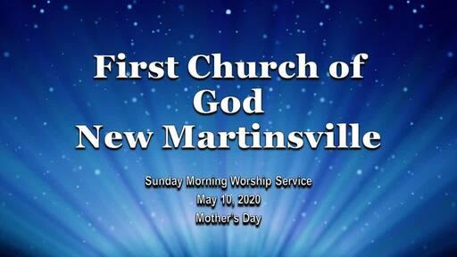 Sunday Morning Worship 5-10-20