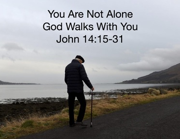 You Do Not Walk Alone