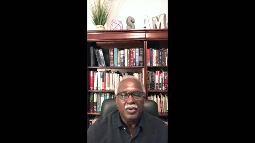 Sermon: Peace - Part II (Pastor, Dr. Samuel N. Smith)