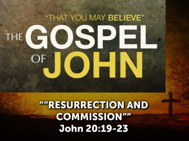 RESURRECTION AND COMMISSION