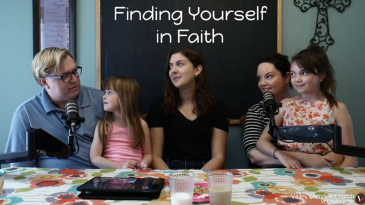 Finding yourself in Faith