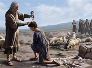 """The Life of David """