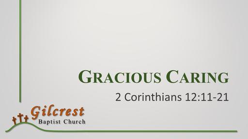 Gracious Caring