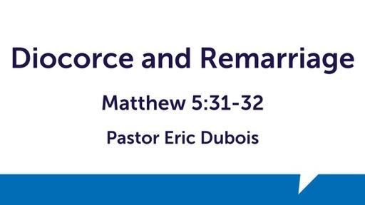 Divorce and Remarraige