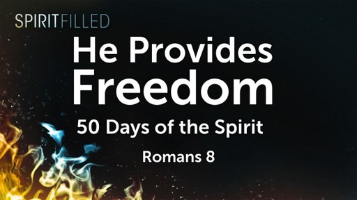 He Gives Freedom