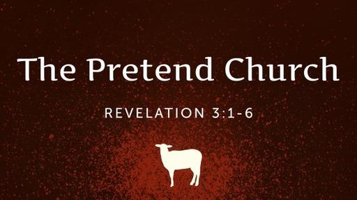 The Pretend Church