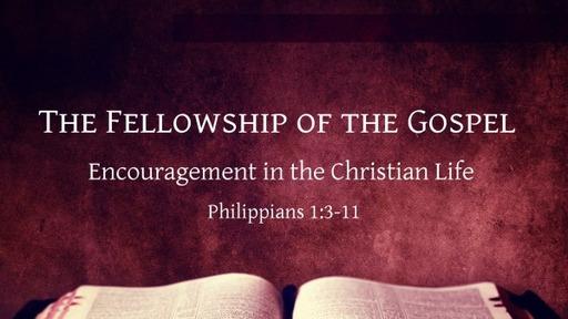 The Fellowship of the Gospel