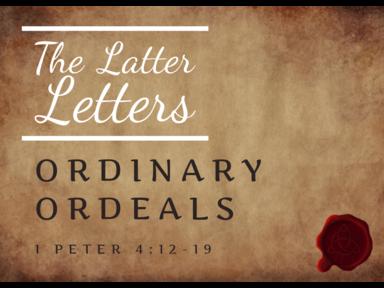 Ordinary Ordeals