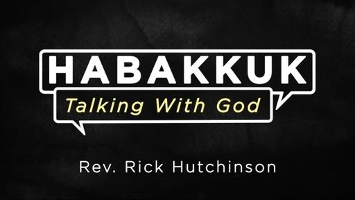 Talking With God - Week 6