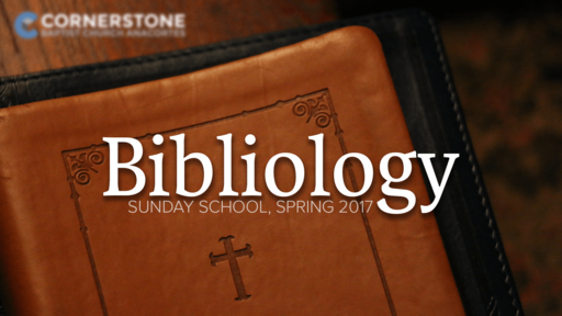 How Did We Get Our Bibles? Ancient Biblical Manuscripts