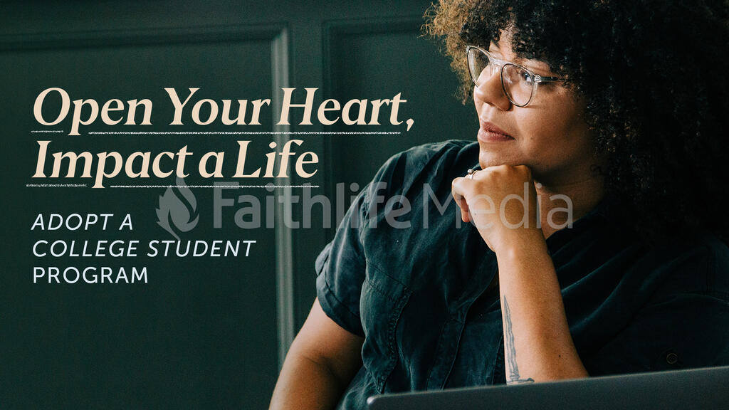 Open Your Heart, Impact A life large preview