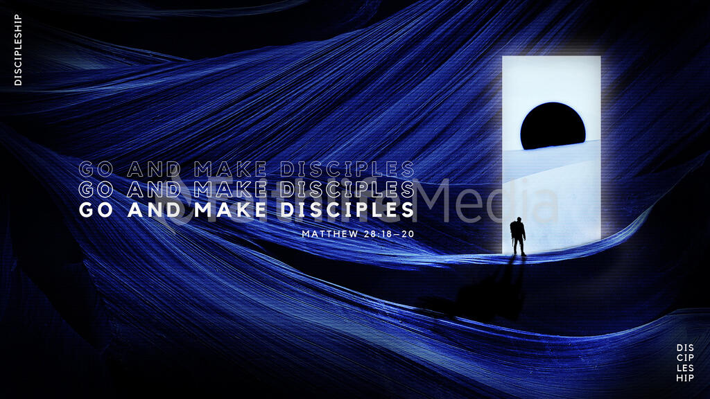 Go and Make Disciples large preview