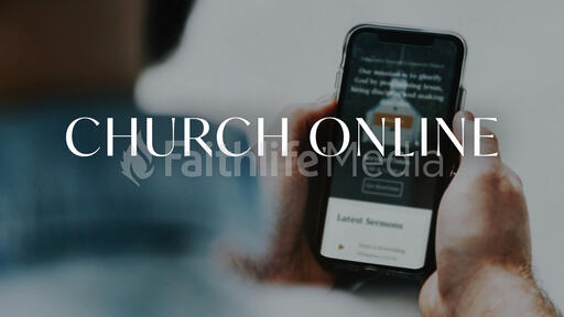 Church Online Iphone