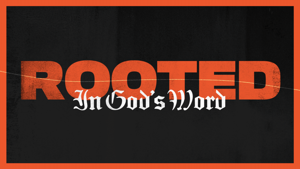 Rooted In God's Word large preview