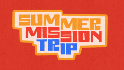 Summer Mission Trip Vibe  PowerPoint image 1