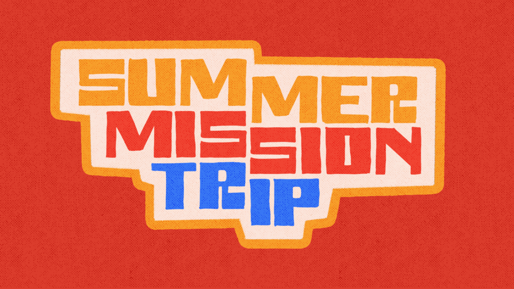 Summer Mission Trip Vibe large preview