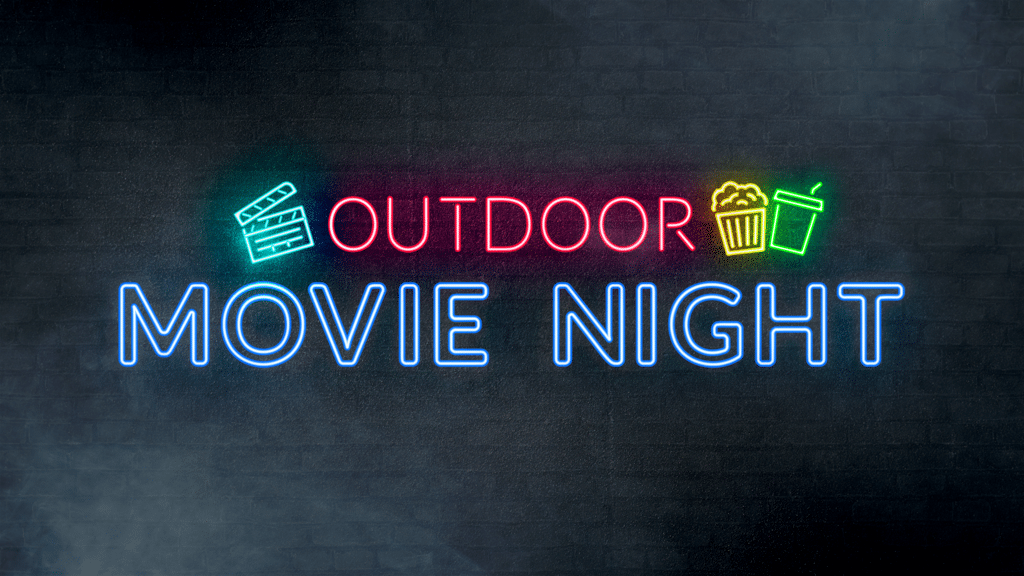 Outdoor Movie Night large preview