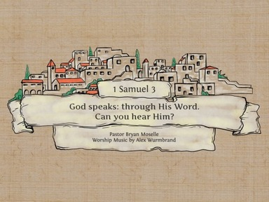 God speaks: through His Word. Can you hear Him? -Broadcast 10-Sunday, May 24, 2020
